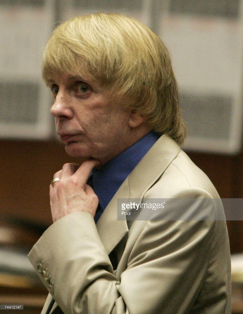 Phil spector murder trial lana clarkson really was depressed you know naked (84 pics)