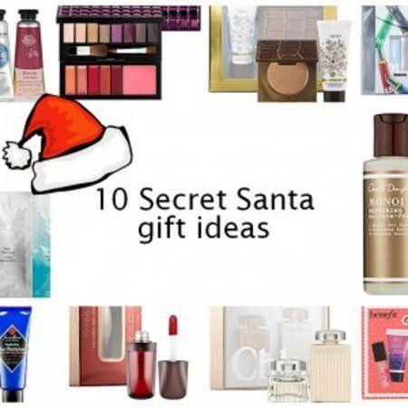 10 secret santa ideas under 20 giftset gift holidaygift makeup under20 giftideas. Black Bedroom Furniture Sets. Home Design Ideas