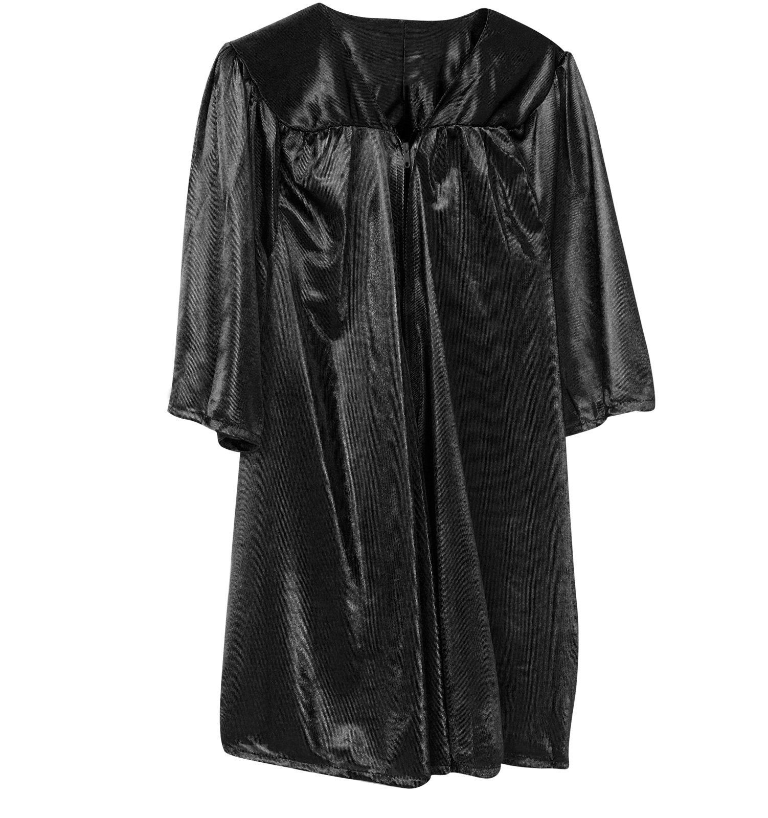 Kids Graduation Gown - up to 8 years (Black) | Space pirates | Pinterest