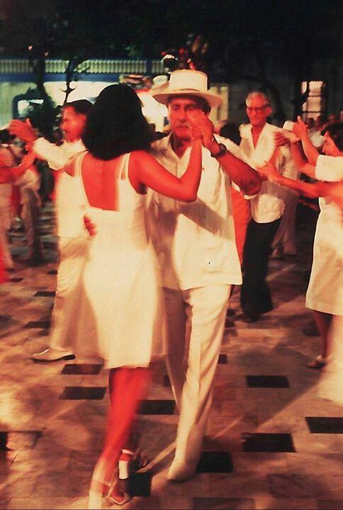 Resultado de imagen para bailando danzón en veracruz