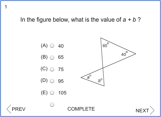 Sat Math Blast 20 Act Math Practice Math Practices Act Math