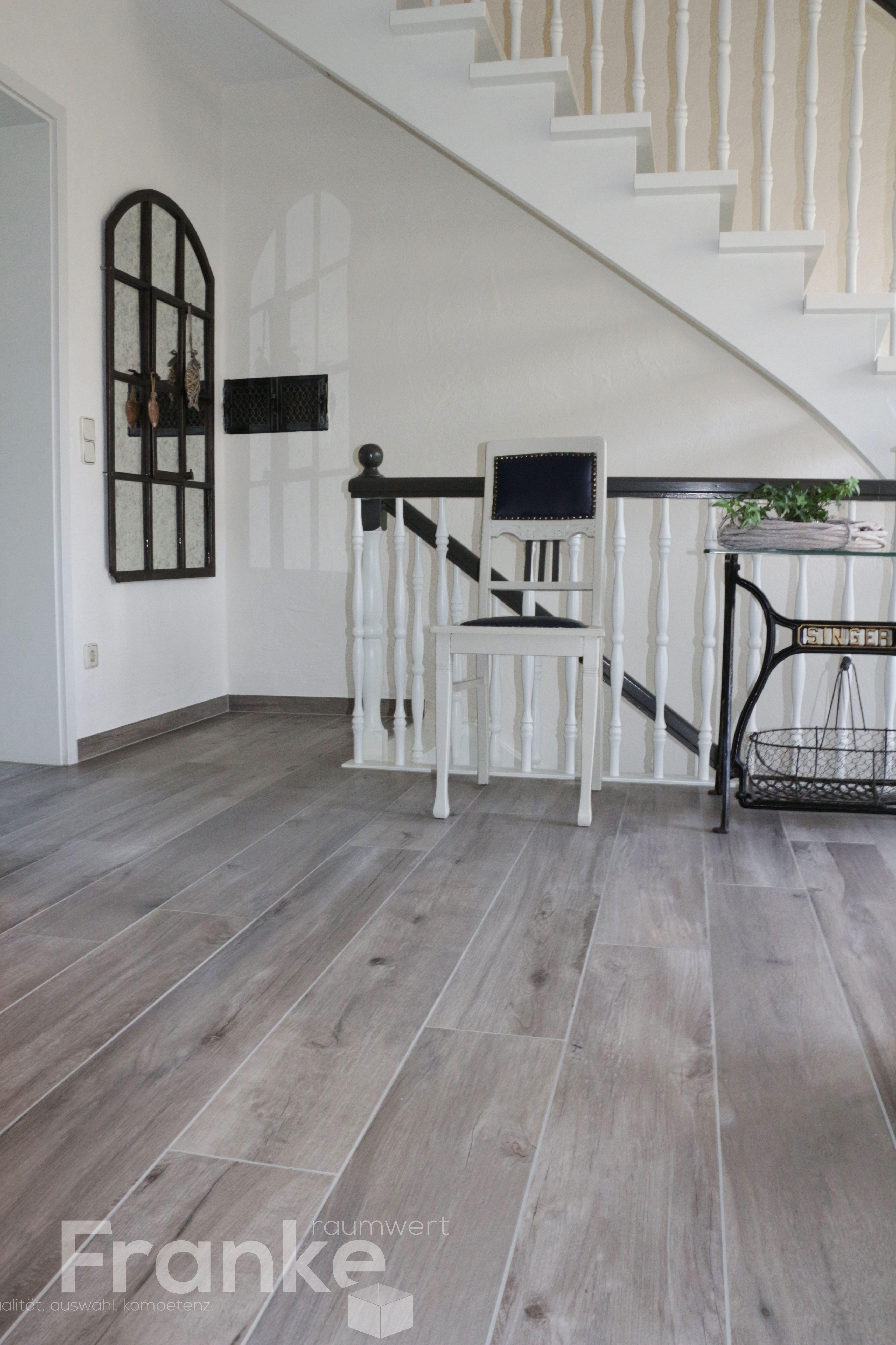 Casatiles AMAZON Bodenfliese grigio 20x170 cm  Trend  Holzfliesen  Haus Fliesen Graue