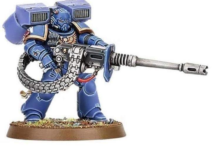 Improved new primaris suppressor in 2020 warhammer
