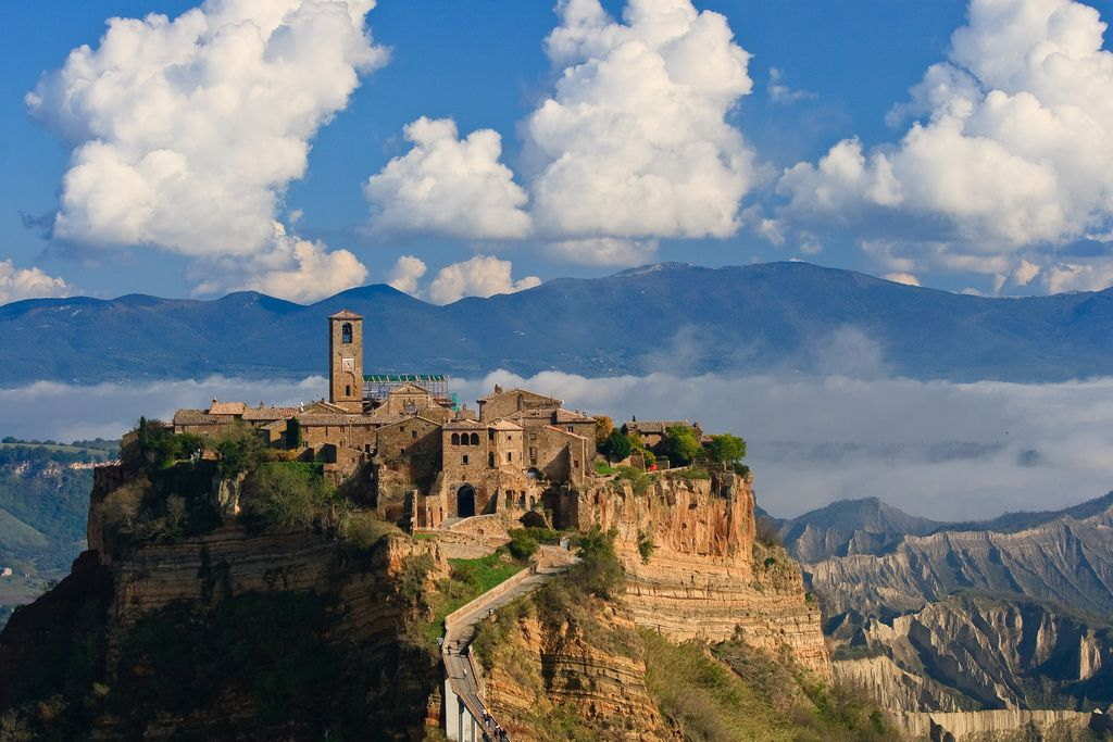 Civita Di Bagnoregio Italy Places In Italy Italy Vacation