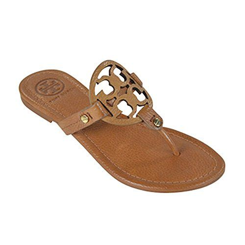 798c99ba18b081 Tory Burch Miller Tumbled Leather Sandal