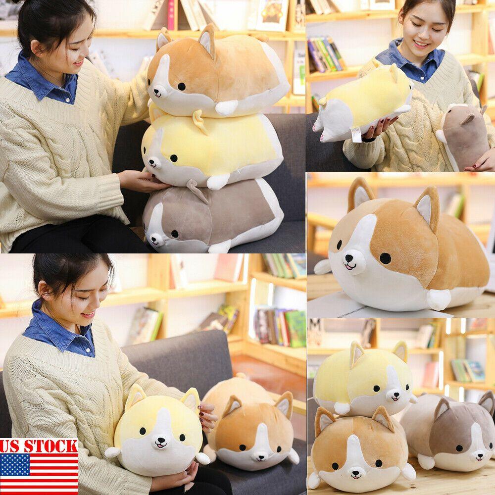 Us Shiba Inu Dog Plush Pillow Cute Corgi Akita Stuffed Animals Doll Toy Gifts Affilink Cute Corgi Shiba Inu Dog Animal Dolls