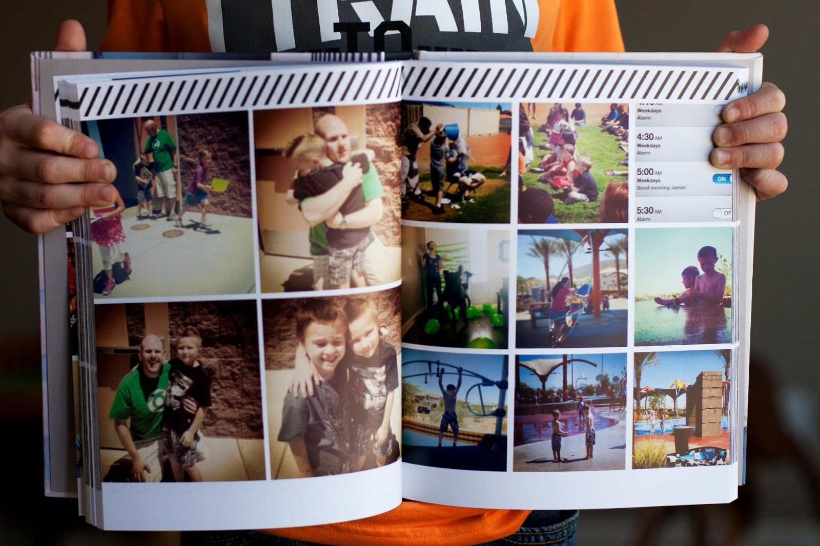 great tips for family yearbook - I will be starting on 2012 any day now.