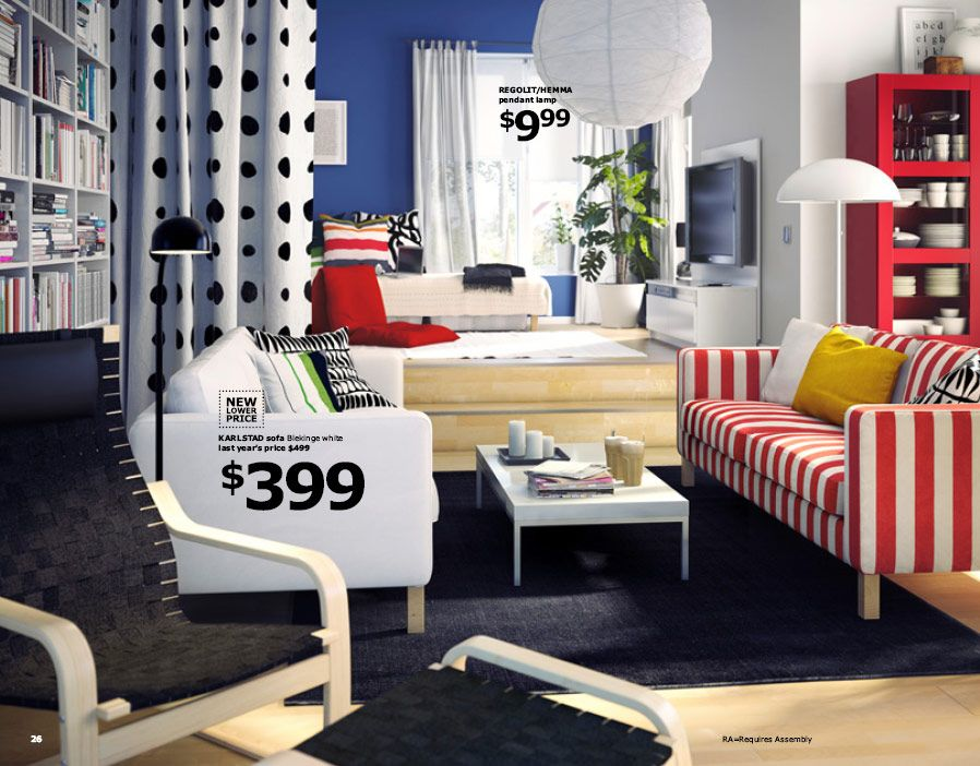 Ikea Basement Makeover  Small Living Room Decorating Ideas With Amusing Ikea Small Living Room Design Ideas Design Decoration
