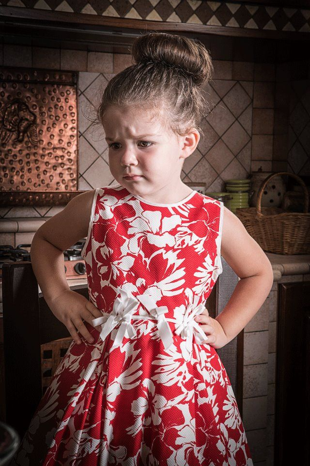 "Model: Alessandra  Hair: Fulvio Stabile  Photographer: Paco Di Canto  Styling: Gabriella Ferrazzano  Abito: Lesy    Shooting by ""Le Chicche di Petit"" Agropoli, SA    #fashion #beauty #photography #kids"