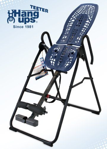 Teeter Hang Ups Fit 200 Inversion Table With Fitflex Bed List