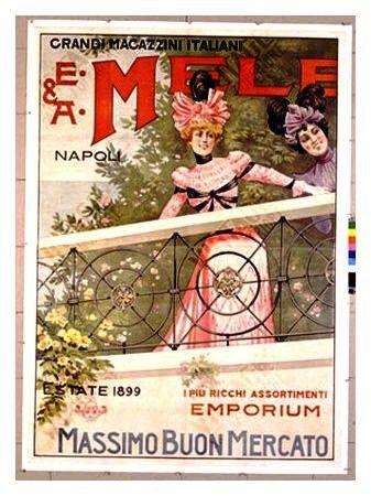 Massimo Buon Mercato 1899