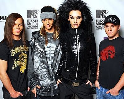 Tokio Hotel You Remember Them Look At Them Now They Changed A Lot Steemit Tokio Hotel Tokio Hotel Photos