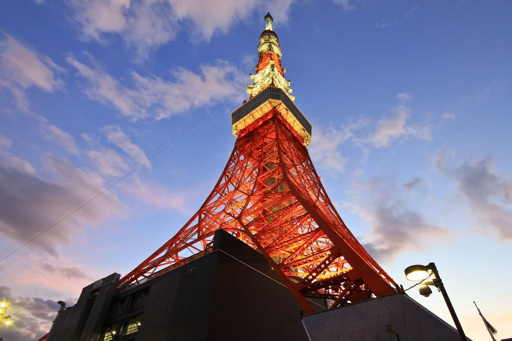 Tokyo Tower is one of the top tourist attractions and gives an exceptional view of Mount Fuji and Tokyo city. Description from atravelbook.com. I searched for this on bing.com/images