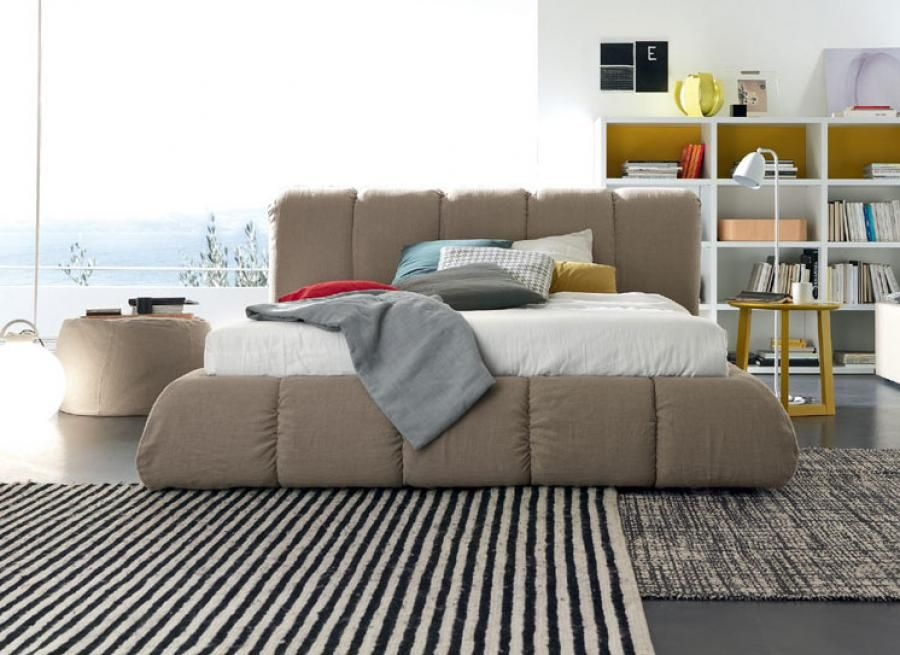 Sma Mobili ~ Sma mobili sharpei modern bed optional storage base various sizes