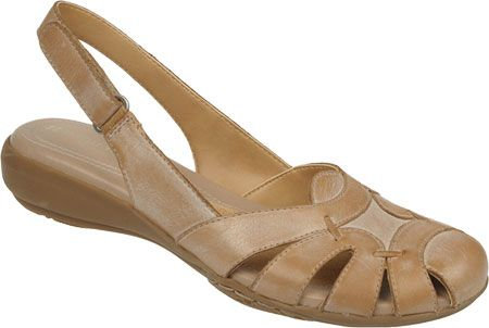 Womens Shoes Naturalizer Ginger Ginger Snap Leather