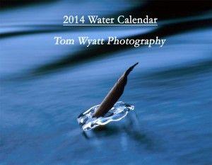 Water Calendar 2014 Water Calendar  calendar $20