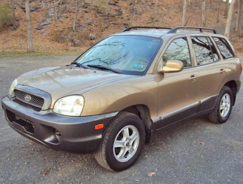 2003 Hyundai Santa Fe Gl Suv For Sale In Pa Under 2000 Cheap Cars For Sale Suv For Sale Hyundai Santa Fe