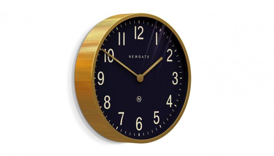 Mr Edwards Wall Clock Brass Wall Clock Wall Clock Brass Clock