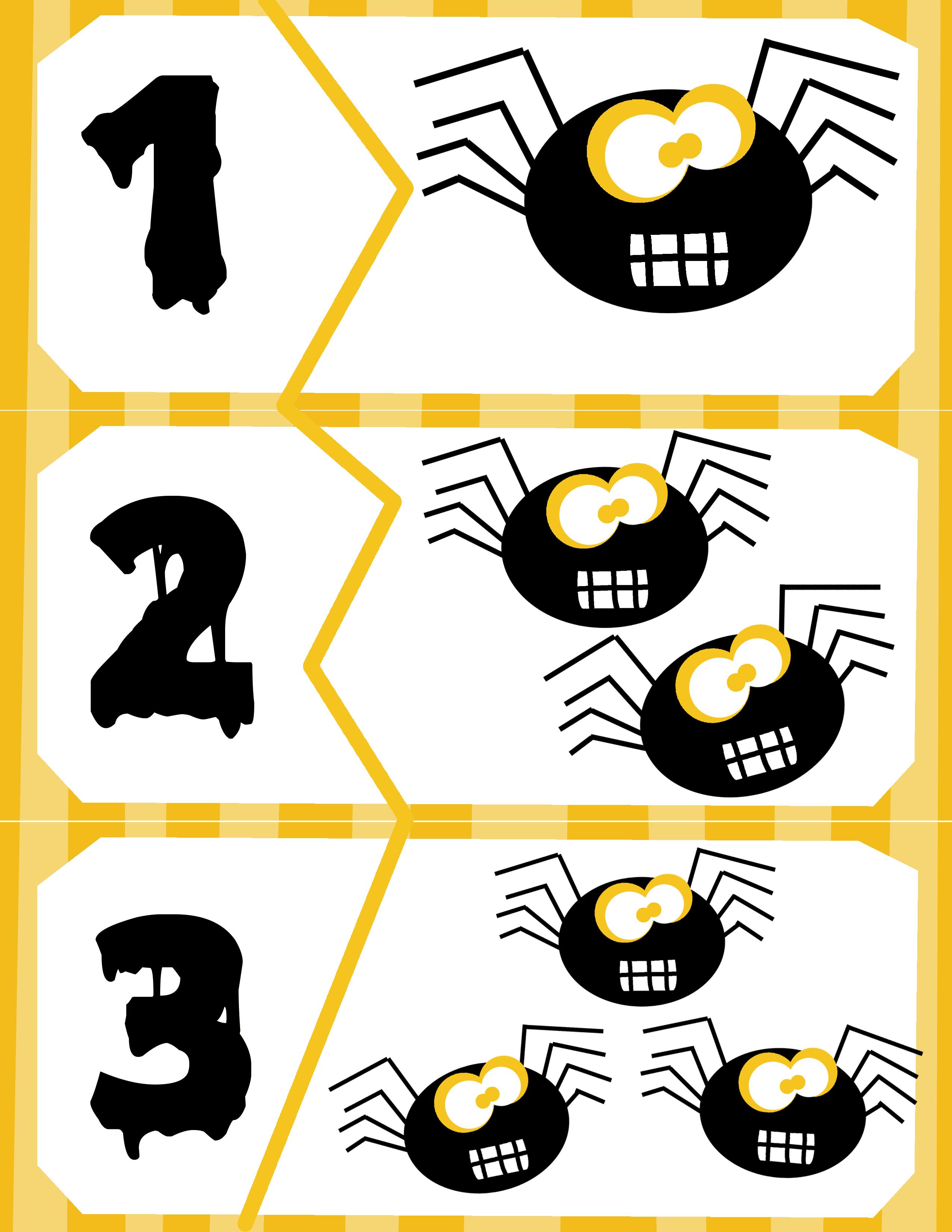 Spider Count