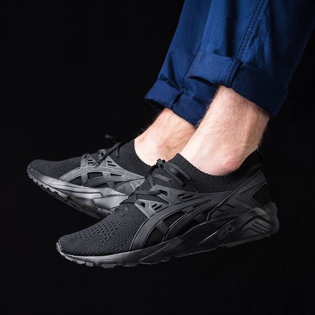 6d834e33abb3 The Asics Tiger Gel-Kayano Trainer Knit is the latest Model of the EVO  series and is now available in every size and in 8 colourways.