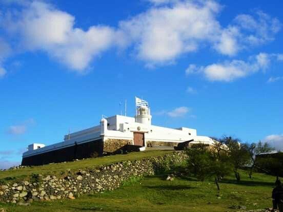 Fortaleza del Cerro, Cerro de Montevideo,Uruguay