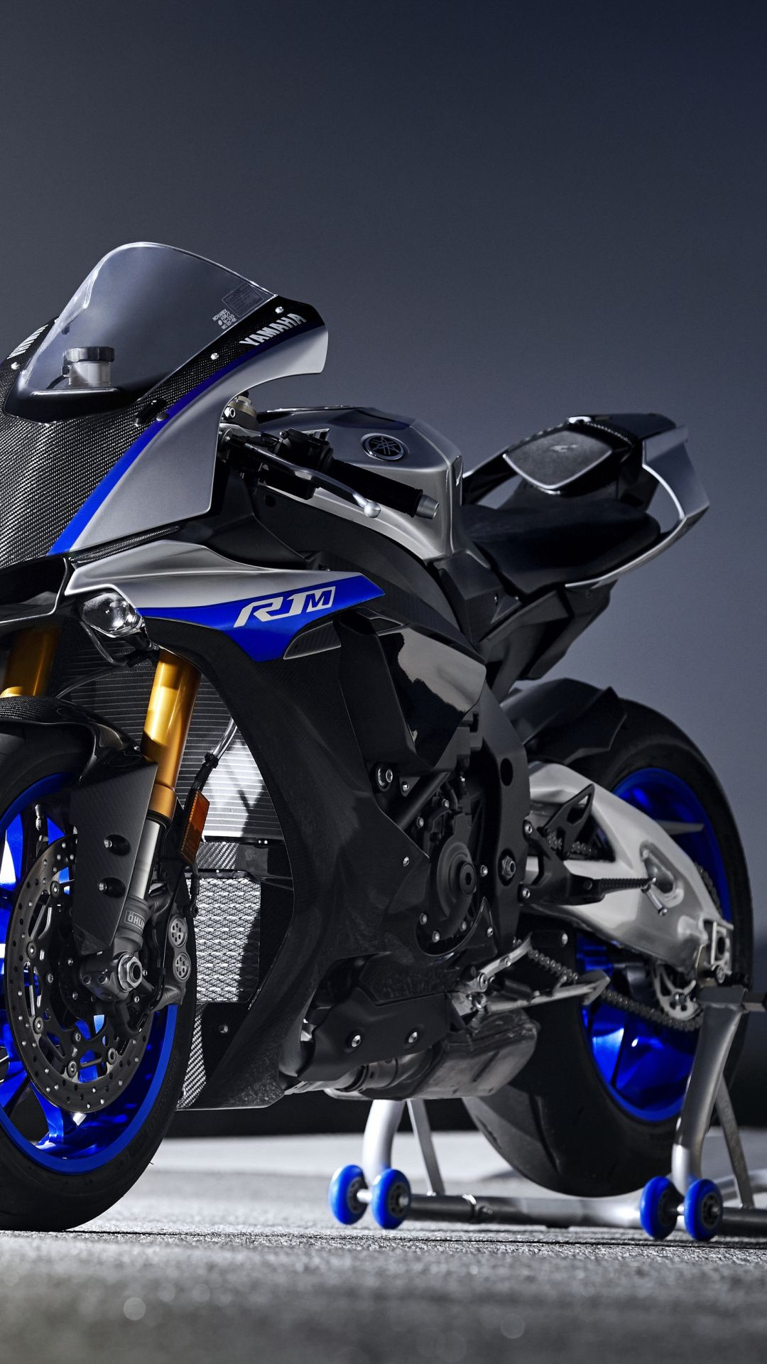 Yamaha Yzf R1 Sports Bike 2018 Wallpaper Mobil Sport Mobil