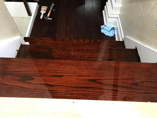 Wood Floor Stain Colors White Oak