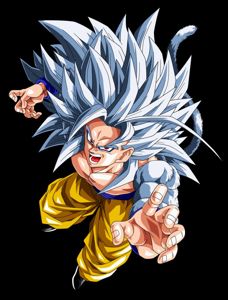 Goku Drip Origin