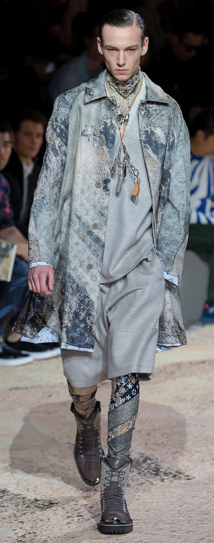Louis Vuitton Fall 2018 Fashion, Chef jackets
