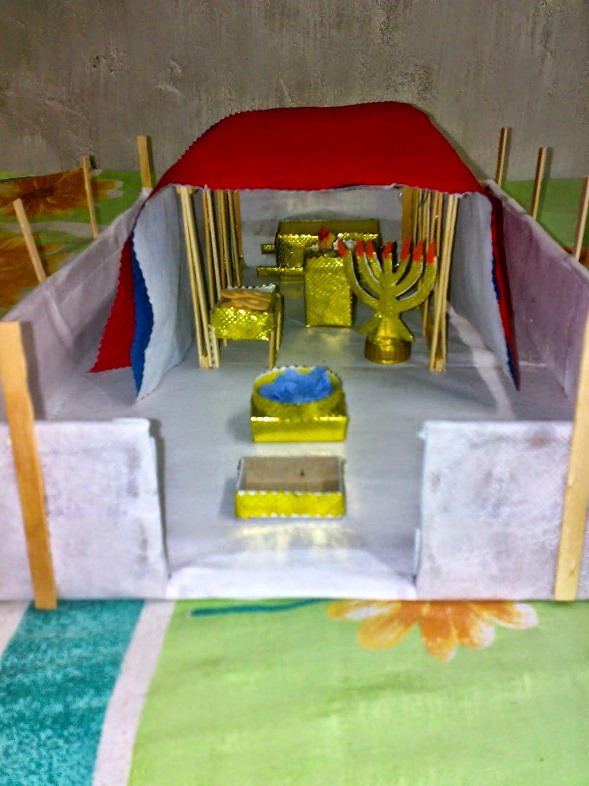 tabernaculo maquete - Pesquisa Google | библейские | Pinterest ...