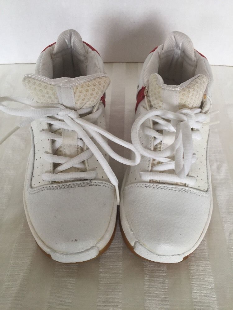 64c832e82a4c Air Jordan 16 XVI Low (PS) Size 1.5 Y UK 1 White Black Varsity Red Nike in  box  AirJordan  135703101