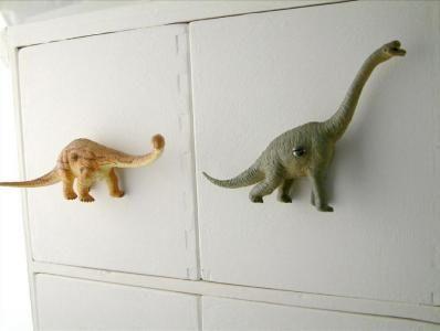 Dinosaur Cupboard Knobs - Childrens Drawer Knobs - Kids light switch ...