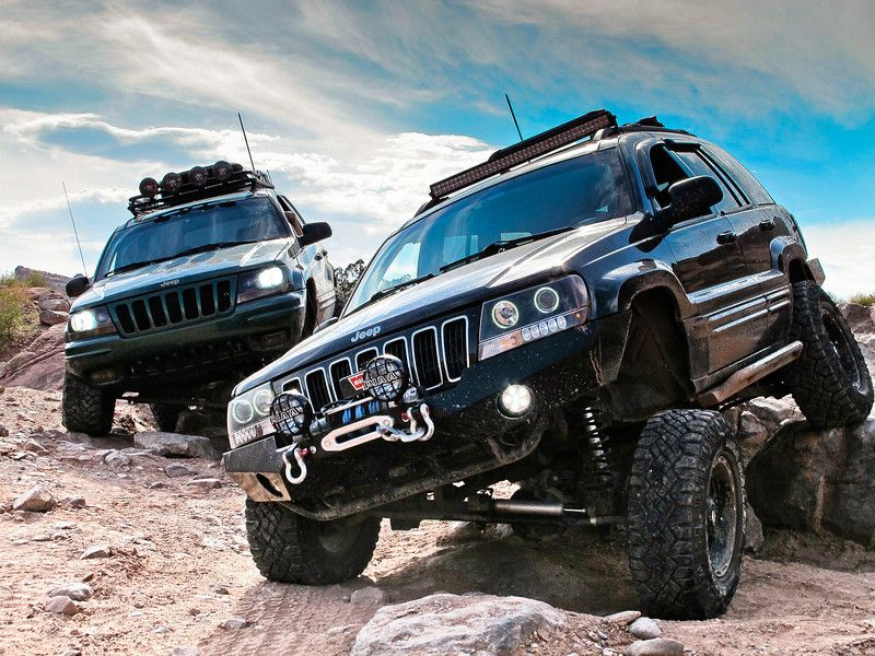 Custom Jeep Patriot >> Accessoires Jeep Grand Cherokee Wj