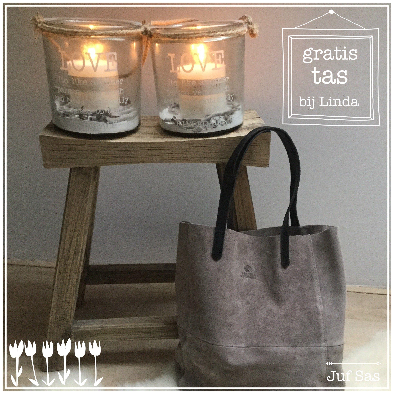Mooie Tas Van Fred De La Bretoniere Cadeau Bij Linda Mode