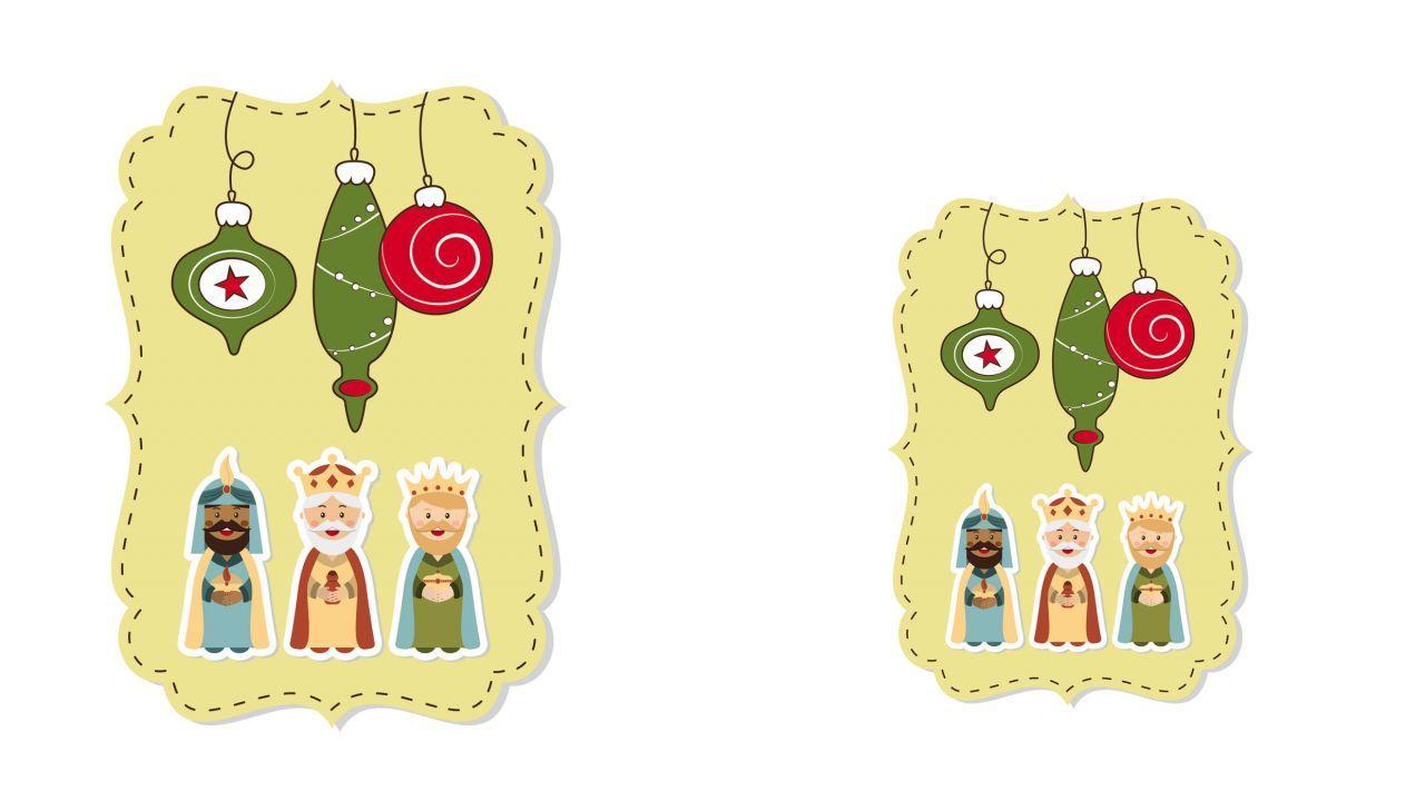 Etiquetas para regalos de los reyes magos vertical - Ideas de regalos para reyes ...