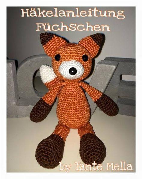 Jetzt Gratis Einen Fuchs Häkeln Das Wird Super Denn Der Fuchs