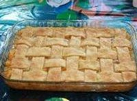 Demiere Lee's Southern Peach Cobbler #peachcobblerpoundcake