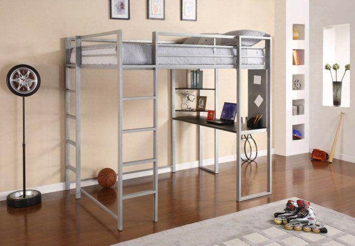 Le lit mezzanine ou le lit superspos quelle variante choisir maison lit mezzanine fly - Chambre a coucher fly ...