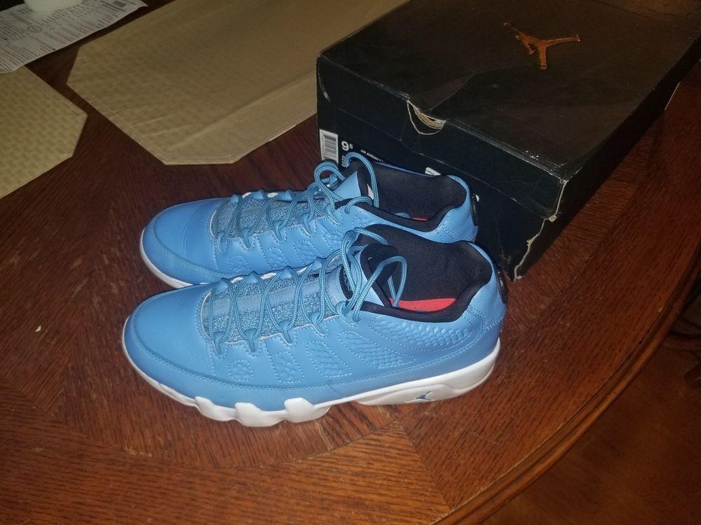 super popular 54c00 43ebc Air Jordan 9 Retro Low 832822-401 Mens Basketball shoes Blue 9 1 2  fashion   clothing  shoes  accessories  mensshoes  athleticshoes (ebay link)