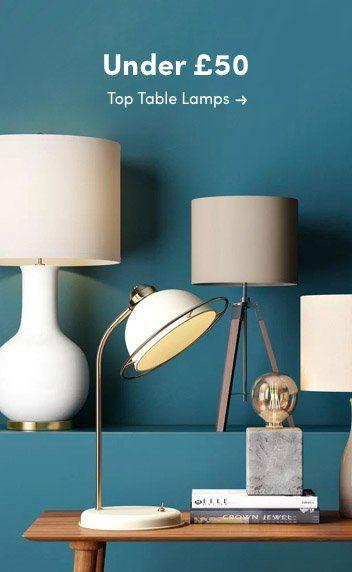 Hiroko 38.5cm Table Lamp