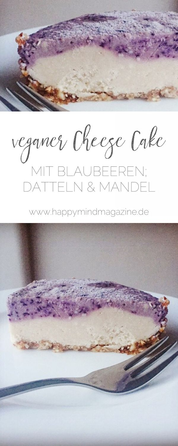 Raw Vegan Kuchen