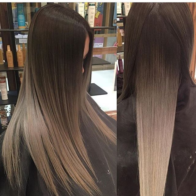 Ombrestudio Is Loving Paul Mitchell S Ash Tones And It S Pretty