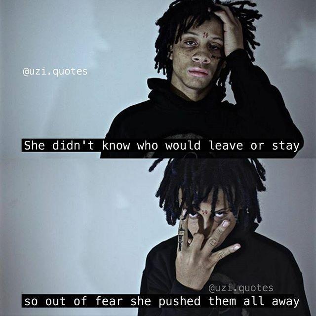 Lil Uzi Vert Quotes Liluzivert #liluzi #lilsnorlax #21Savage #lilyachty #kodakblack