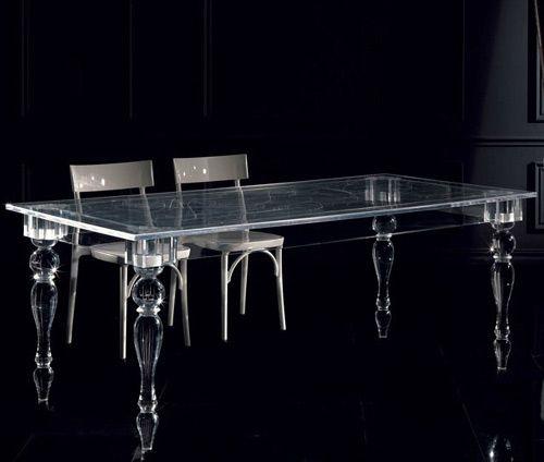 Innovatives Acryl Esstisch Design Wohnen\Möbel Pinterest - innovatives acryl esstisch design colico design italien