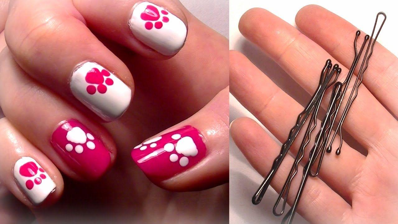 Awesome easy and pretty nail designs drawntobeautycom easy nail