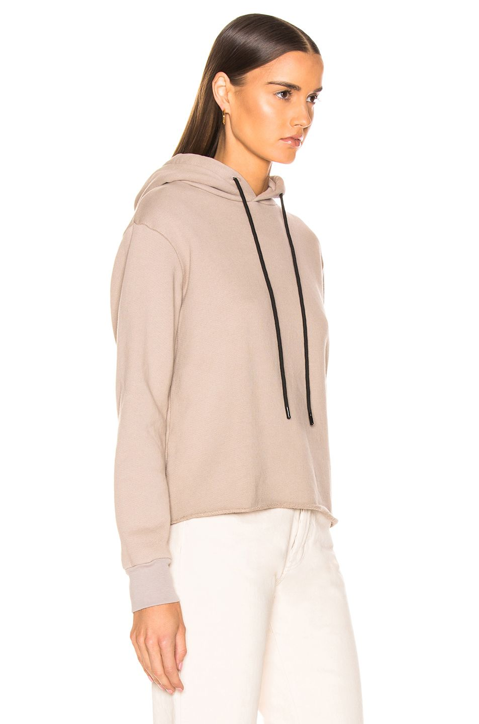 66078eefd Image 2 of COTTON CITIZEN Brooklyn Hoodie in Cappuccino | Fall ...