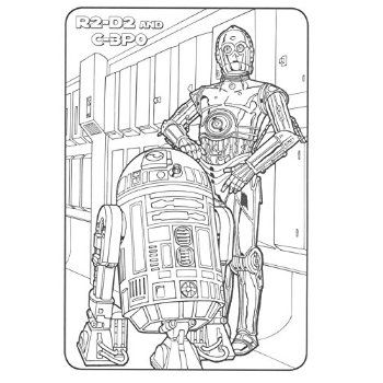 Christmas Buy Now Classic Star Wars Giant Coloring Book With Stickers 144 Pages