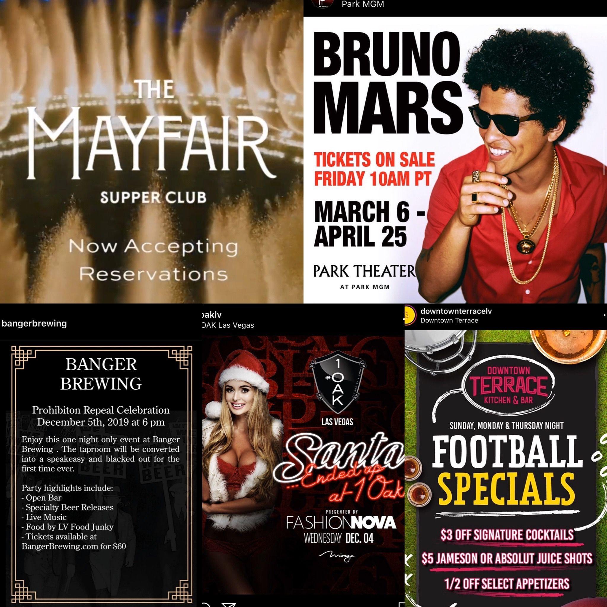 Event Highlights Las Vegas Las Vegas Nightlife Las Vegas Party Las Vegas Events