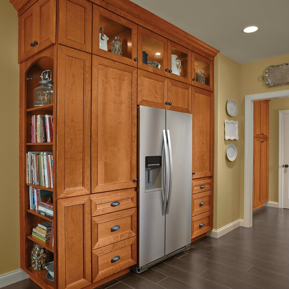 pantry zone in 2020 affordable kitchen cabinets kraftmaid kitchen cabinets diy kitchen cabinets on organizing kitchen cabinets zones id=15612