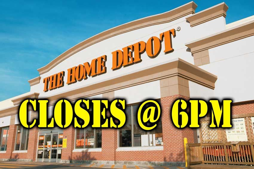 49+ Home depot hours covid ideas in 2021